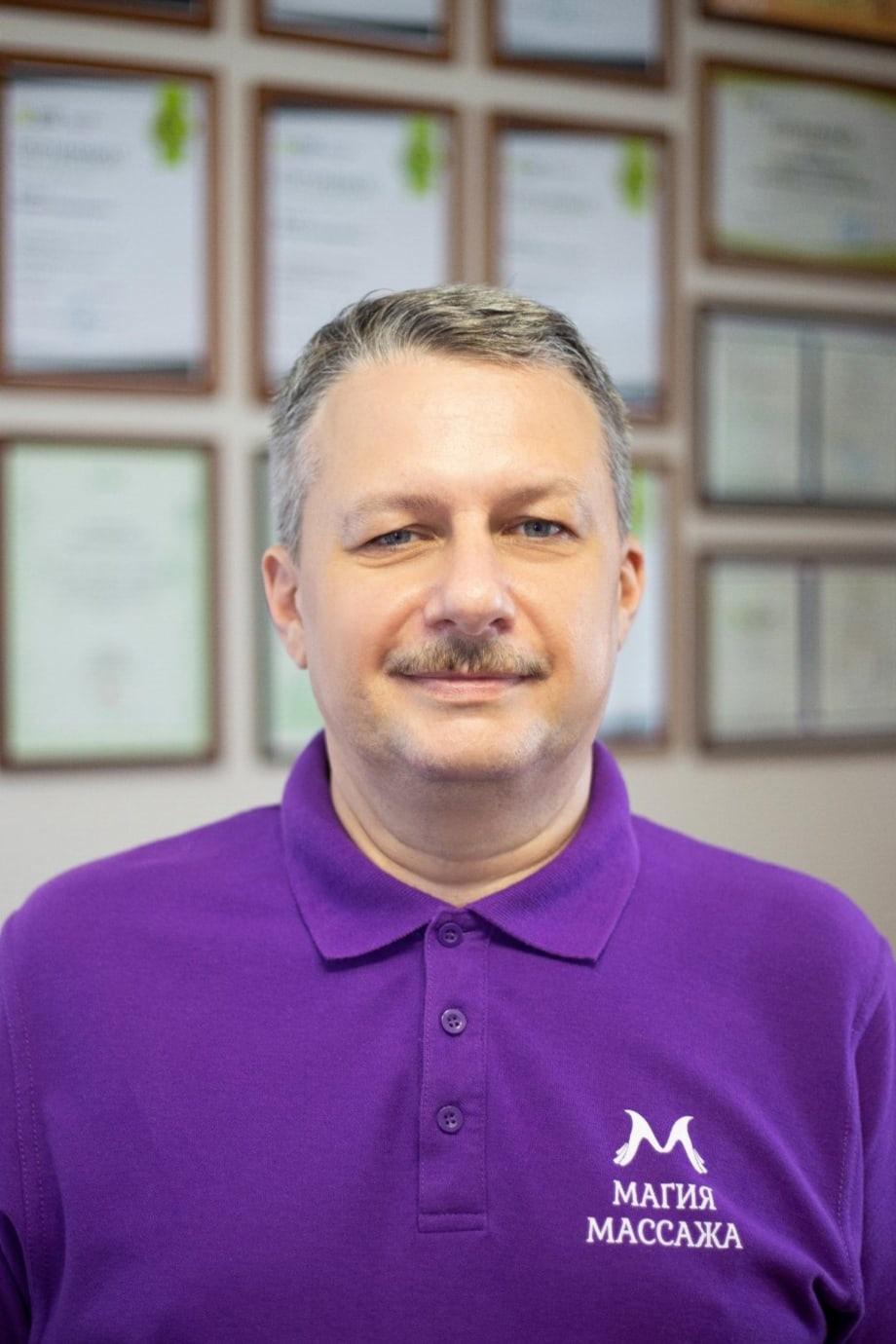 Борис Бажанов - специалист по массажу в Перми
