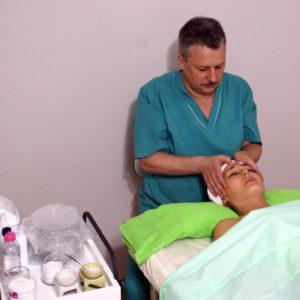 Пластический массаж лица в Перми